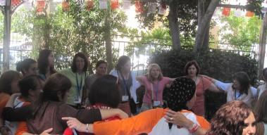 אמהות מכל העולם שרות 'עם ישראל חי'