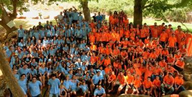 מחנה קיץ נוער – 2015