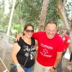 Dragon Boat Couple Ben Zikri, Ofra & Meir 03