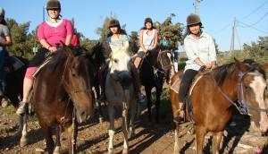 Horse Back Riding 8