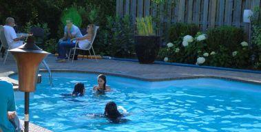נוער של 'משפחה אחת' נהנו בנופש קיצי בטורונטו, קנדה