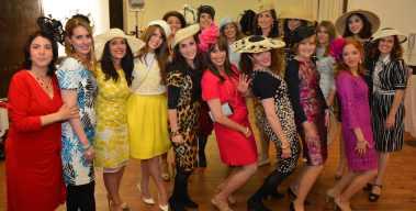 ערב תצוגת האופנה של משפחה אחת מעוררת תקווה, מעלה מודעות ומגייסת כספים