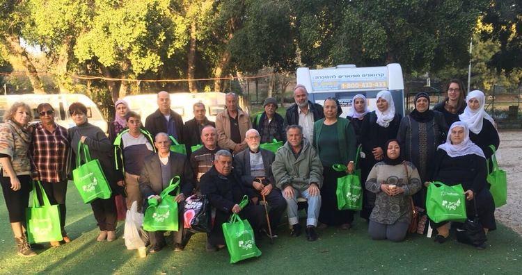 Arab-Bereaved-Families